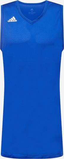 ADIDAS PERFORMANCE Jersey in Royal blue / White, Item view