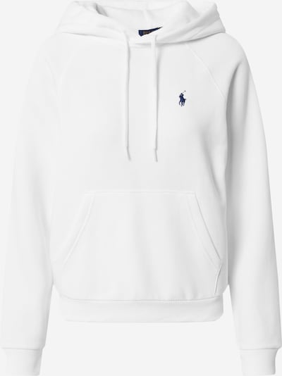 POLO RALPH LAUREN Sweatshirt in navy / weiß, Produktansicht