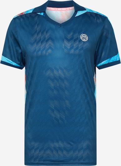 BIDI BADU Koszulka funkcyjna 'Tano' w kolorze ciemny niebieskim, Podgląd produktu