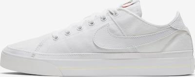 Nike Sportswear Sneaker 'Court Legacy' in rot / schwarz / weiß, Produktansicht