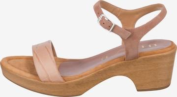 UNISA Sandalette in Pink