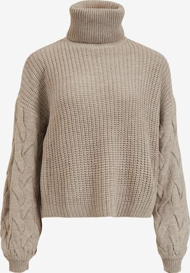 VILA Pullover 'Oa' in greige, Produktansicht