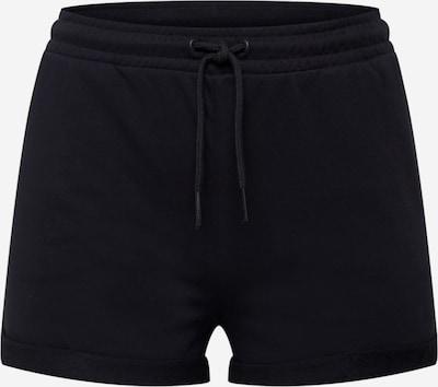 ONLY Carmakoma Pantalon en noir, Vue avec produit