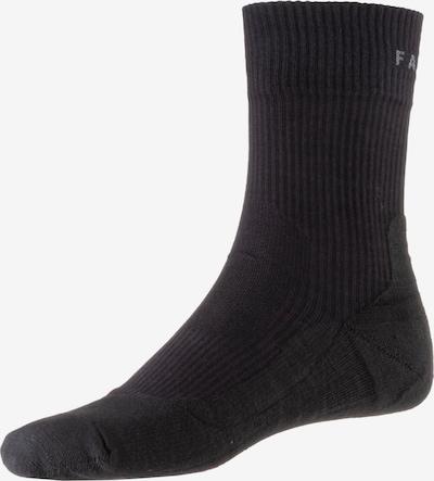 FALKE Socken 'TE4' in schwarz, Produktansicht
