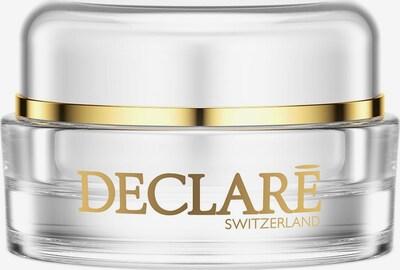Declaré Gesichtspflege in weiß, Produktansicht