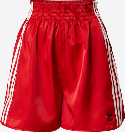 Pantaloni ADIDAS ORIGINALS pe roșu / negru / alb, Vizualizare produs