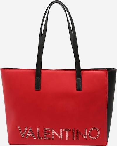 Plase de cumpărături 'PORTIA' Valentino Bags pe roșu intens / negru, Vizualizare produs