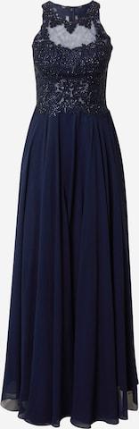 mascara Kleid in Blau