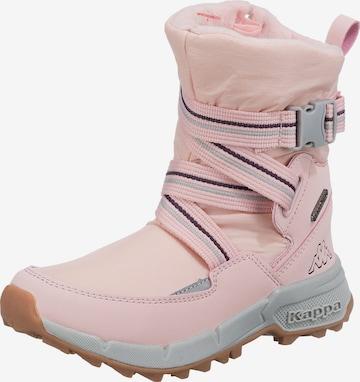 KAPPA Snowboots in Pink