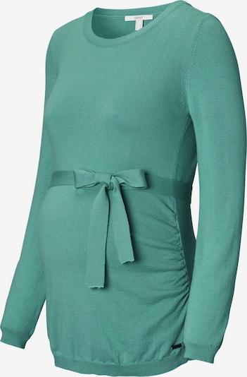 Pulover Esprit Maternity pe verde jad, Vizualizare produs