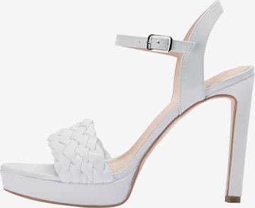 faina Sandale in Weiß