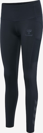 Hummel Tights in blau, Produktansicht
