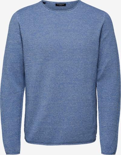 SELECTED HOMME Pullover 'Rocky' in rauchblau, Produktansicht