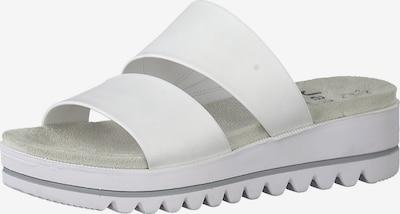 JANA Pantolette in weiß, Produktansicht