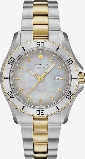 SWISS MILITARY HANOWA Uhren in silber, Produktansicht