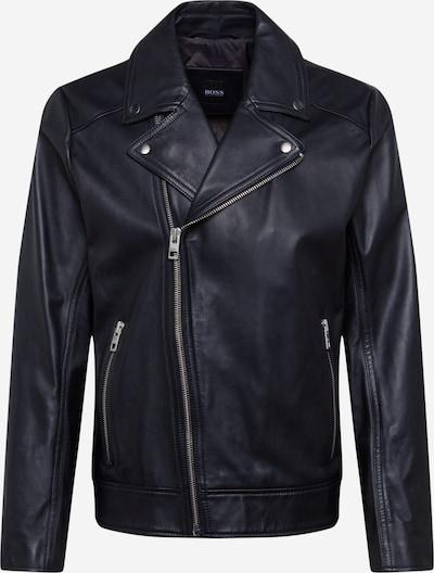 BOSS Casual Tussenjas 'Jabin 1' in de kleur Zwart, Productweergave