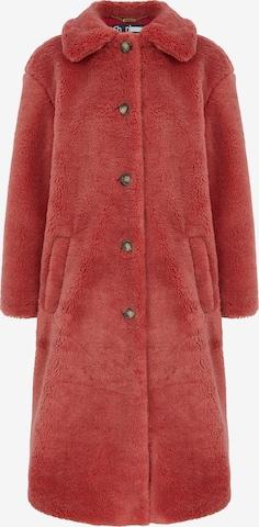 Aligne Between-Seasons Coat 'Estila' in Pink