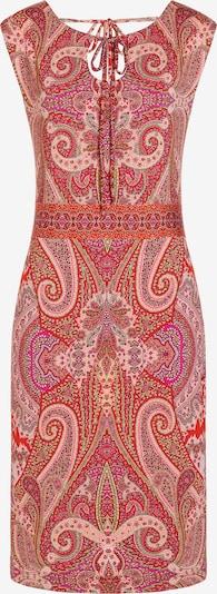 Ana Alcazar Kleid 'Zafas' in beige / rot, Produktansicht