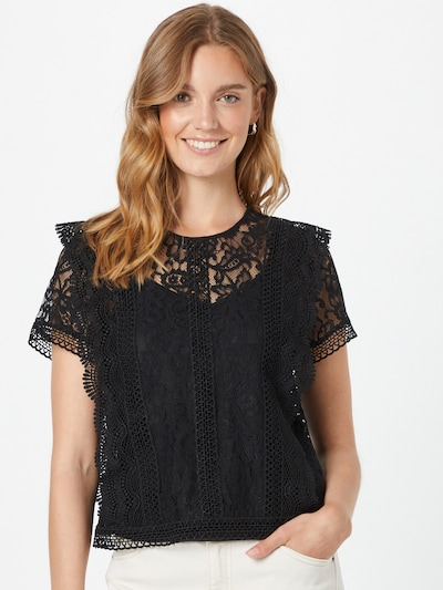 ONLY Blouse 'LONA' in Black, View model