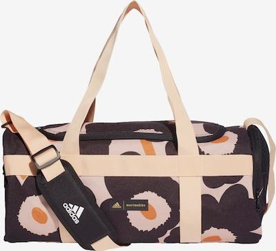 ADIDAS PERFORMANCE Tasche in goldgelb / aubergine / pink, Produktansicht