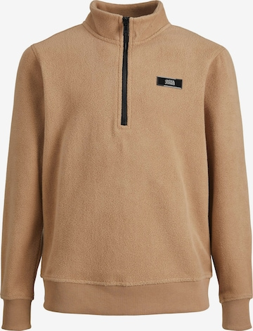 Jack & Jones Junior Sweater in Brown