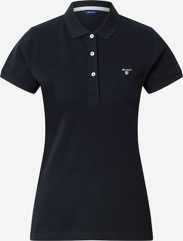 GANT Tričko - Čierna
