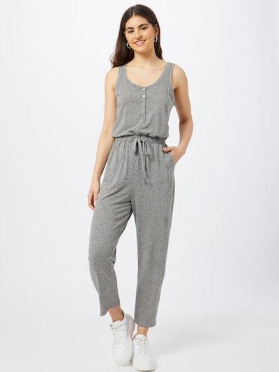 GAP Jumpsuit in de kleur Grijs gemêleerd, Modelweergave