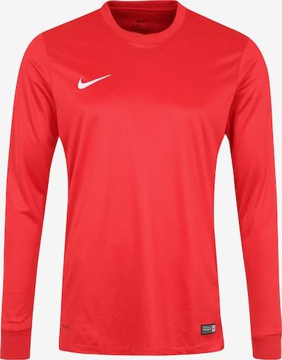 NIKE Fußballtrikot 'Park VI' in rot / weiß, Produktansicht