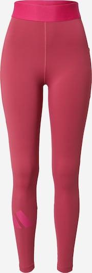 ADIDAS PERFORMANCE Sporthose in pitaya / neonpink, Produktansicht