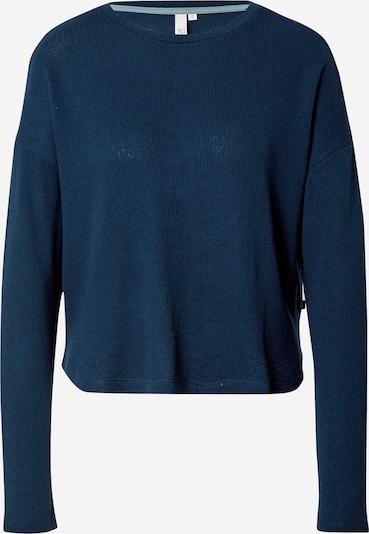 Q/S designed by Shirt in de kleur Donkerblauw, Productweergave