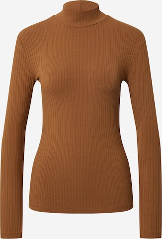 EDITED Shirt 'Manon' in Brown