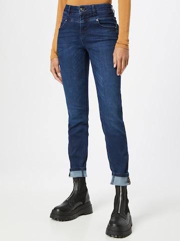 Jeans di OUI in blu