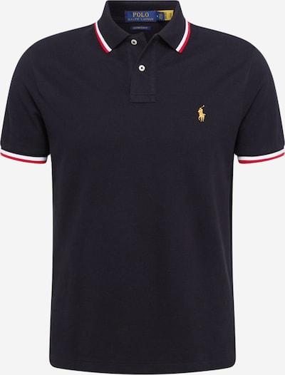 POLO RALPH LAUREN Shirt in rot / schwarz / weiß, Produktansicht