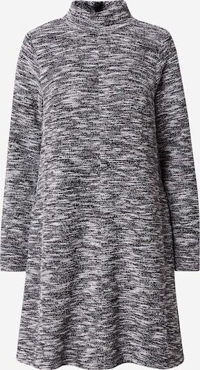 GAP Robes en maille en noir / blanc, Vue avec produit