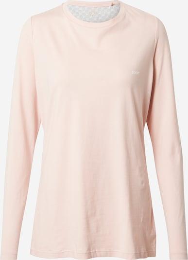 JOOP! Bodywear Majica za spanje | pegasto siva / roza / bela barva, Prikaz izdelka
