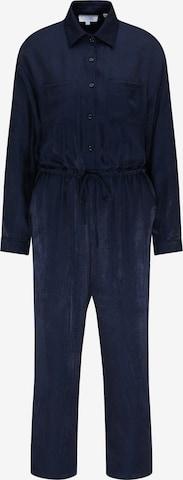 usha BLUE LABEL Jumpsuit in Blauw