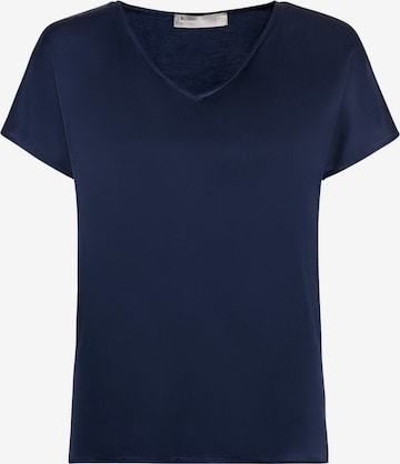 HALLHUBER Shirt in Blue