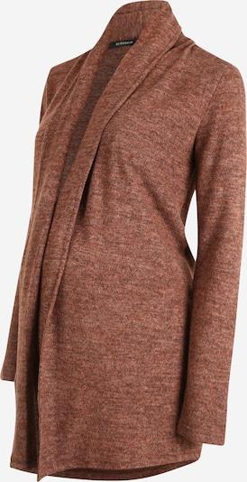 Supermom Gebreid vest in de kleur Bruin gemêleerd, Productweergave