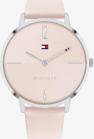 TOMMY HILFIGER Analog Watch in Pink