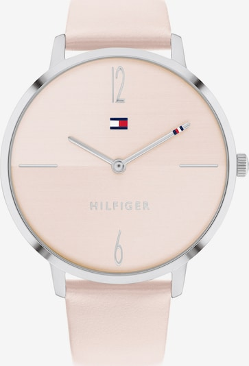 TOMMY HILFIGER Analogni sat u roza / srebro, Pregled proizvoda