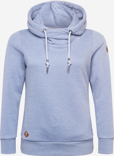 Ragwear Plus Sweat-shirt en lavande, Vue avec produit