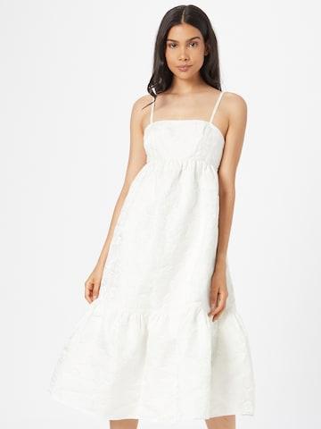 Gina Tricot Dress 'Lizette' in White