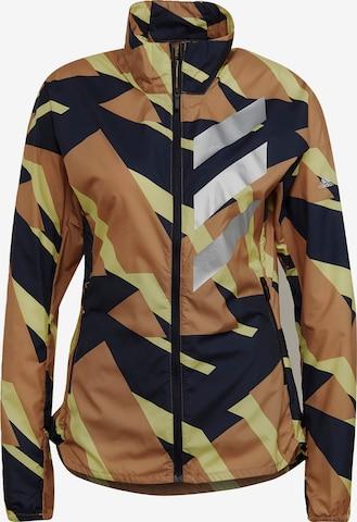 adidas Terrex Outdoor Jacket in Brown