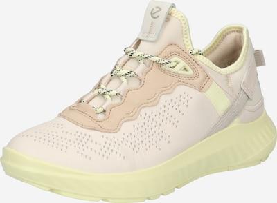 pasztellila / fáradt rózsaszín ECCO Rövid szárú edzőcipők, Termék nézet