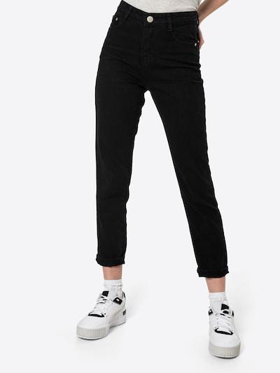 GLAMOROUS Jeans in Black denim, View model