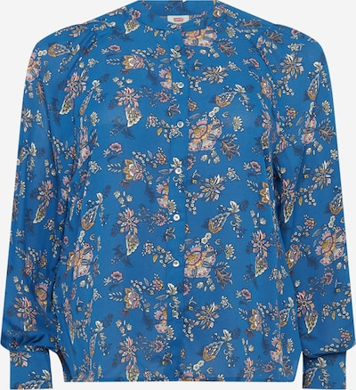 Levi's® Plus Blouse 'HADLEY' in Royal blue / Mixed colours, Item view