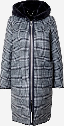 RINO & PELLE Between-seasons coat in Light grey / Dark grey, Item view