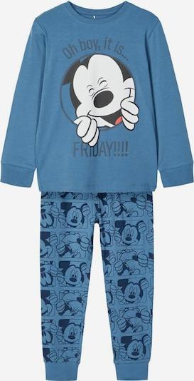 NAME IT Pyžamo 'Mickey Mouse' - dymovo modrá / zmiešané farby, Produkt