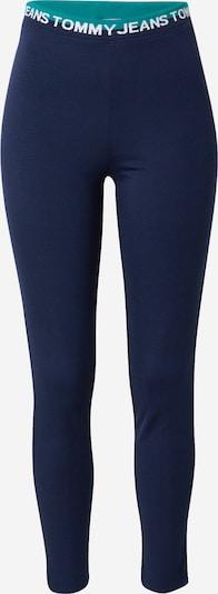 Tommy Jeans Pajkice | mornarska / zelena / bela barva, Prikaz izdelka
