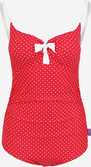 petit amour Tankini 'ANTONIE' in Red / White, Item view